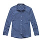 View Worldview Shirt - Spring Blue Check