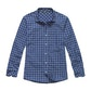 Viewing Worldview Shirt - Spring Blue Check