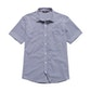 Viewing Worldview Shirt - Twilight Blue Gingham