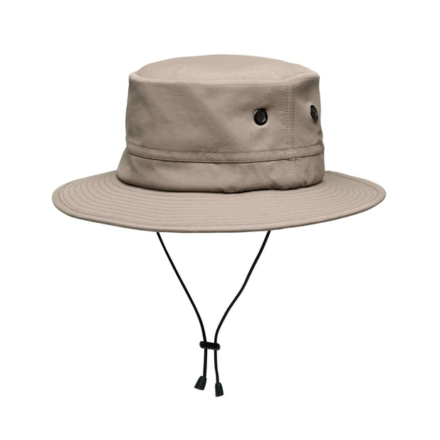 The Pilkington Medium Brim - Cinder