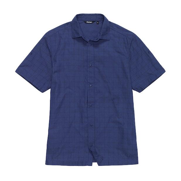Aura Shirt - Norse Blue Check