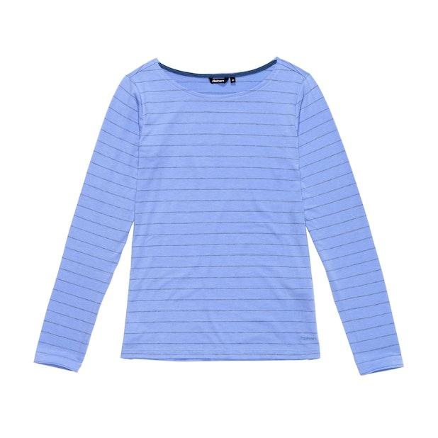 Stria Top - Spring Blue Stripe
