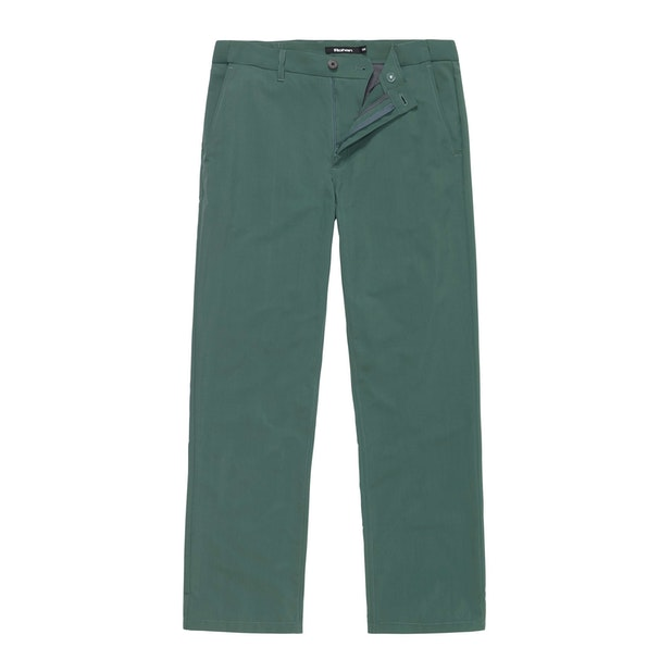 Grand Tour Chinos - League Green