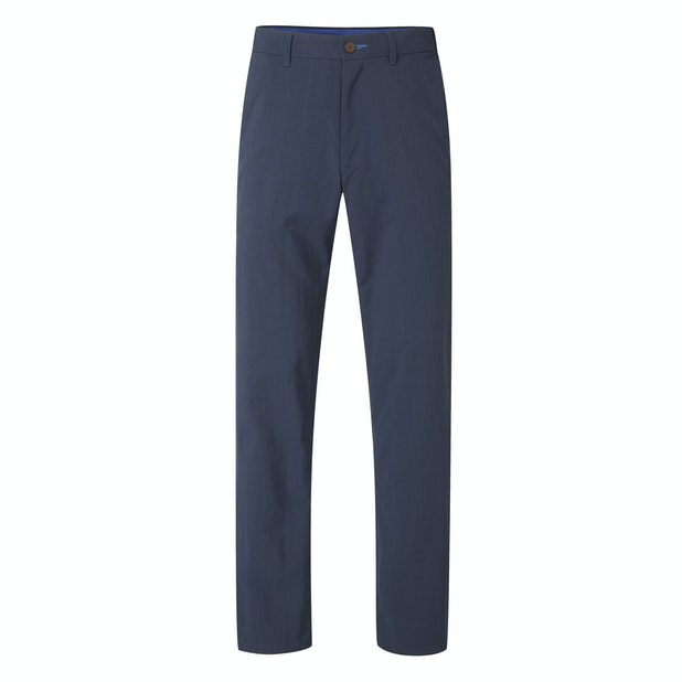 Grand Tour Chinos - Pitch Blue