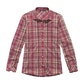 Viewing Fenland Shirt Long Sleeve - Mineral Red Check