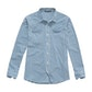 Viewing Fenland Shirt Long Sleeve - Nautical Blue Gingham