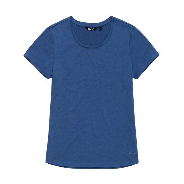 Essence T Short Sleeve - Mallard Blue