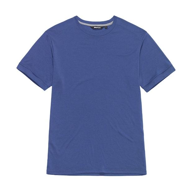 Merino Union 150 T Short Sleeve - Norse Blue
