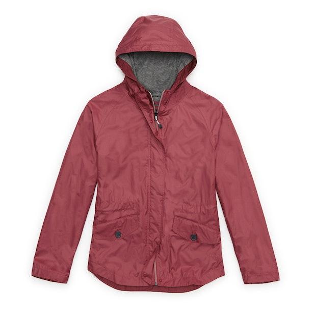Meridian Jacket - Tibetan Red