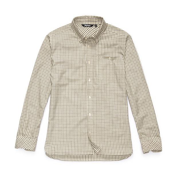 Bridgeport Shirt Long Sleeve - Dusky Forest Tattersall
