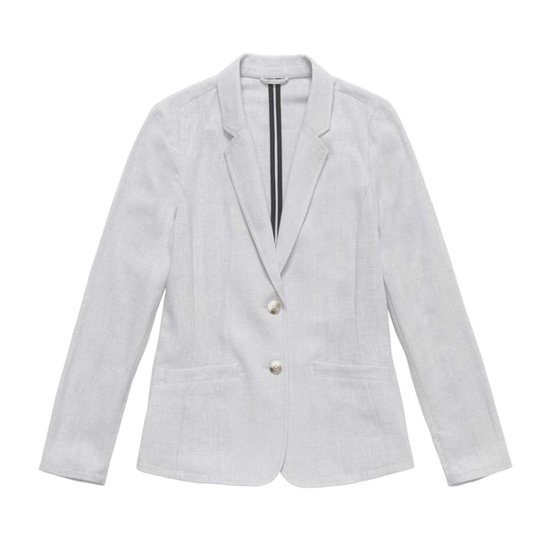 Malay Jacket - Flint Grey