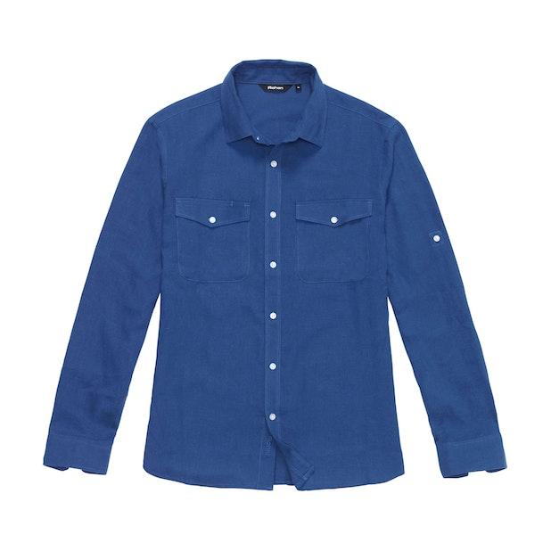 Maroc Shirt - True Blue