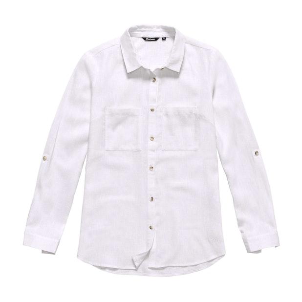 Malay Shirt - White