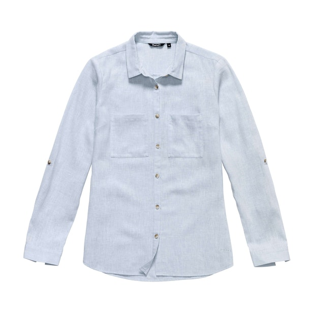 Malay Shirt - Vista Blue