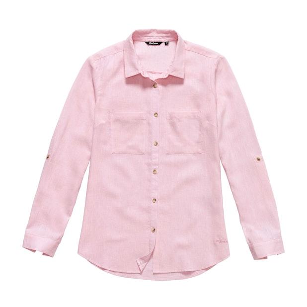 Malay Shirt - Pale Pink