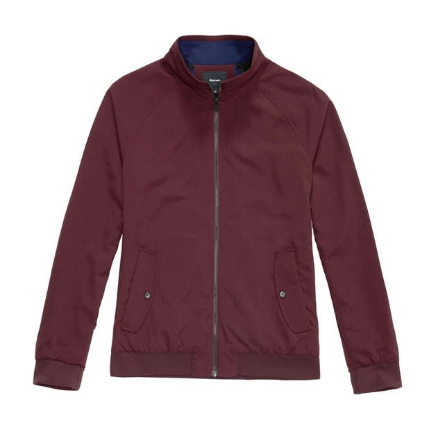 Fusion Jacket - Black Cherry