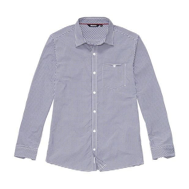 Newtown Shirt - Twilight Blue Gingham