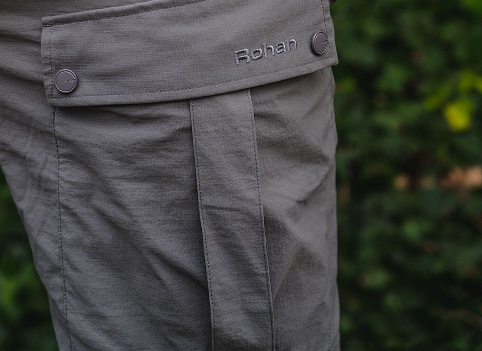 Outdoor and Travel Trousers for Men and Women