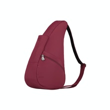Perfectly balanced, ergonomically designed 6l bag.