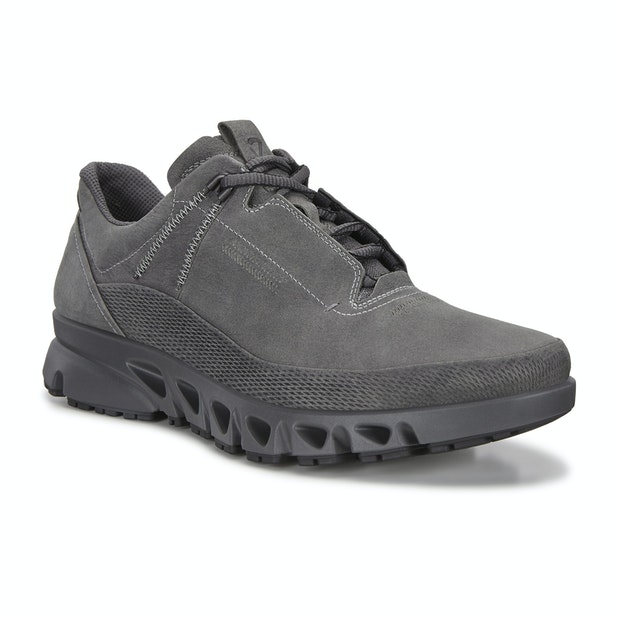 Ecco Multi-Vent Yak GTX - Breathable, waterproof and flexible outdoor trainers.
