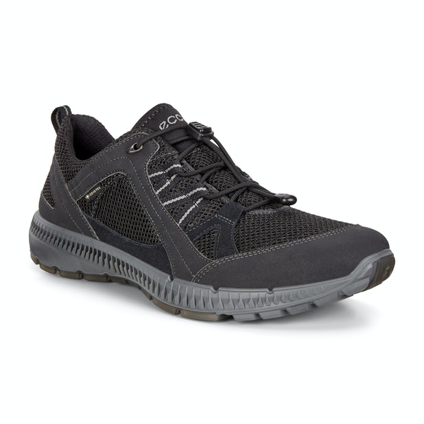 Ecco Terracruise II GTX  - Lightweight, super flexible trainers for active outdoor use.