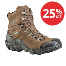 Supportive, waterproof and breathable mid cut boots