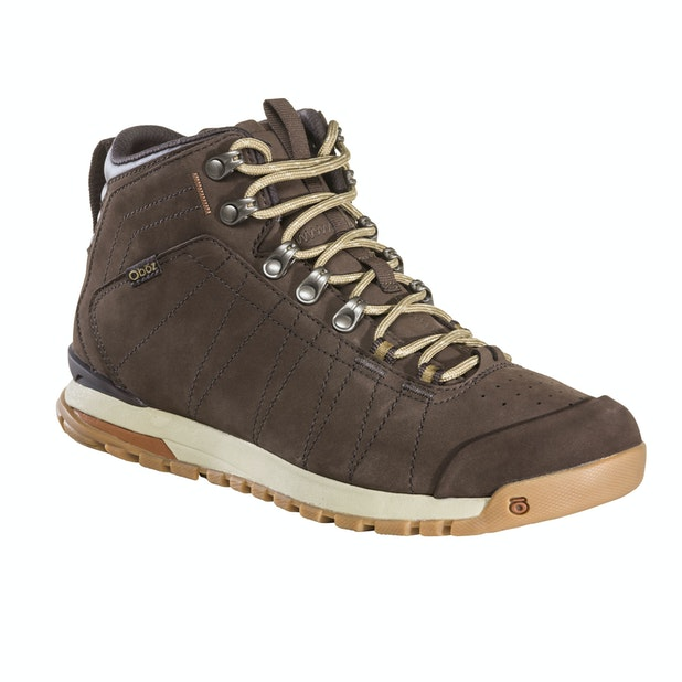 Oboz Bozeman Mid Leather  - Versatile and supportive laid back mid shoe.