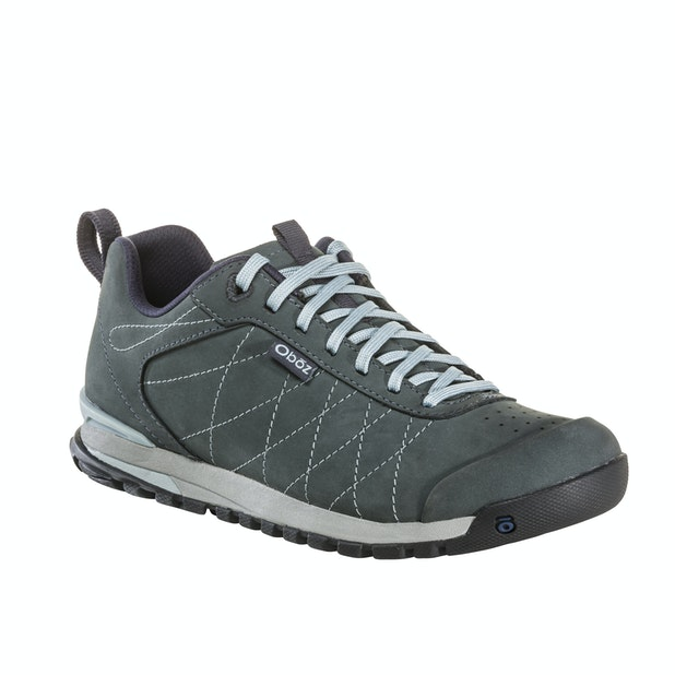 Oboz Bozeman Low Leather  - Comfortable and supportive, classic town trainers.