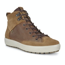 Water-resistant, breathable contemporary boot.