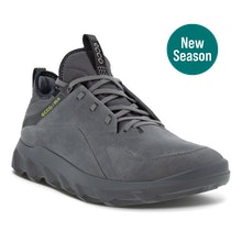 Stylish trainer for multiple terrains