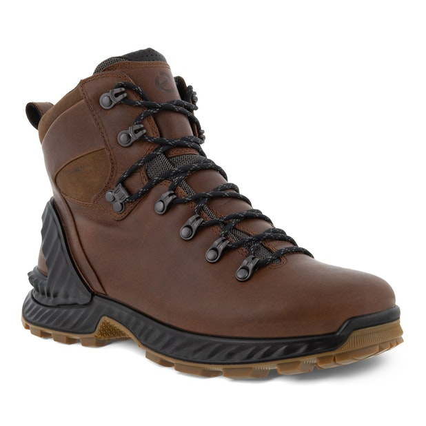 Ecco Exohike Mid HM - Durable and water resistant walking boots