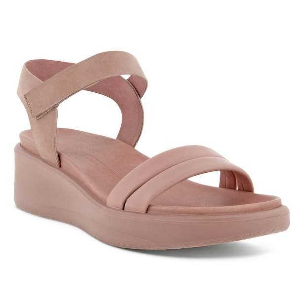 Ecco Flowt Wedge - Breathable and lightweight sandals for summer adventures