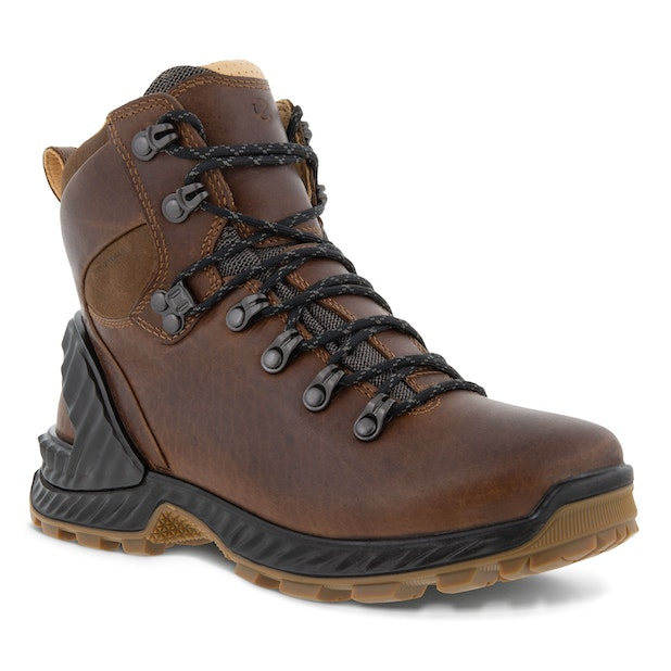 Ecco Exohike Mid HM - Durable and water resistant trekking boots