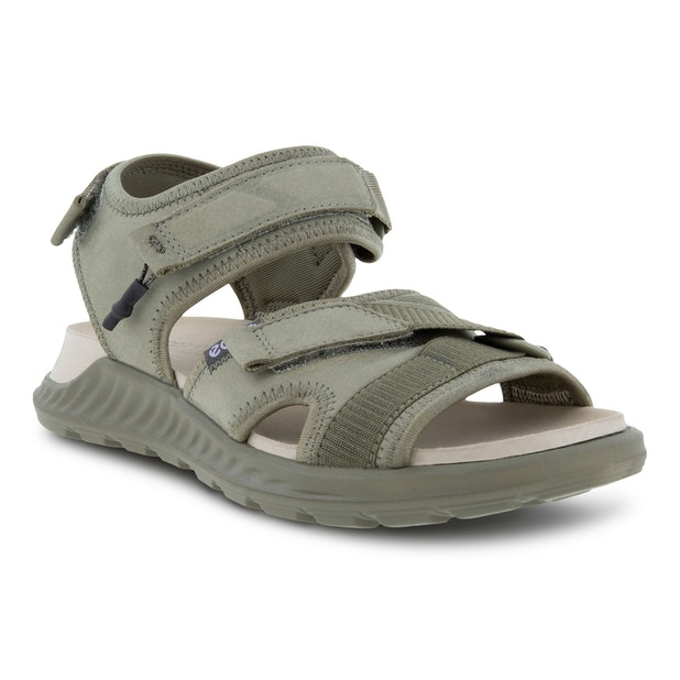 Ecco Exowrap - Versatile, lightweight rugged sandal with outdoor functionality.