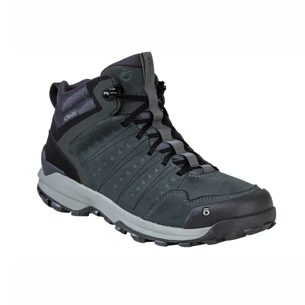 Oboz Sypes Mid Leather B Dry M's - Lightweight, versatile and waterproof hiking shoes.