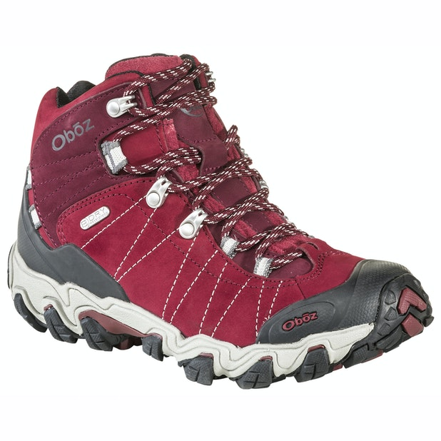 Oboz Bridger Mid B Dry - Wide - Durable, waterproof and supportive walking boot