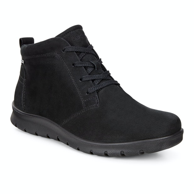 Ecco Babett Boot Mid GTX - Lightweight, waterproof and breathable lace up boots