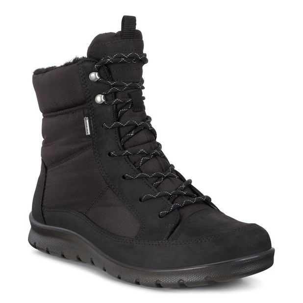 Ecco Babett Boot High GTX - Stylish, sturdy winter boots with a warm, waterproof lining.