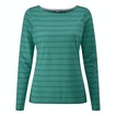 View Stria Top - Emerald Stripe