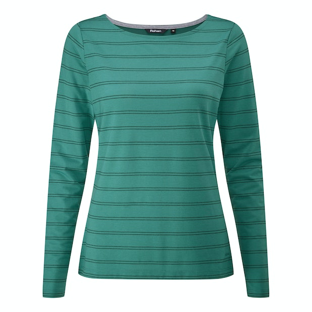 Stria Top - Casual technical top for travel, outdoors and every day.