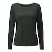 View Stria Top - Dark Forest Green Stripe