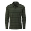 Viewing Stratum Polo - Technical long sleeve polo shirt.