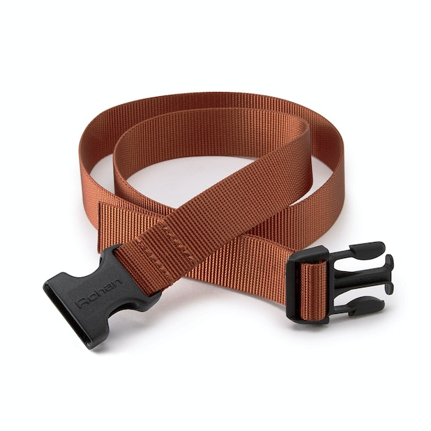 Anywear Belt - Tough, quick-drying webbing belt.