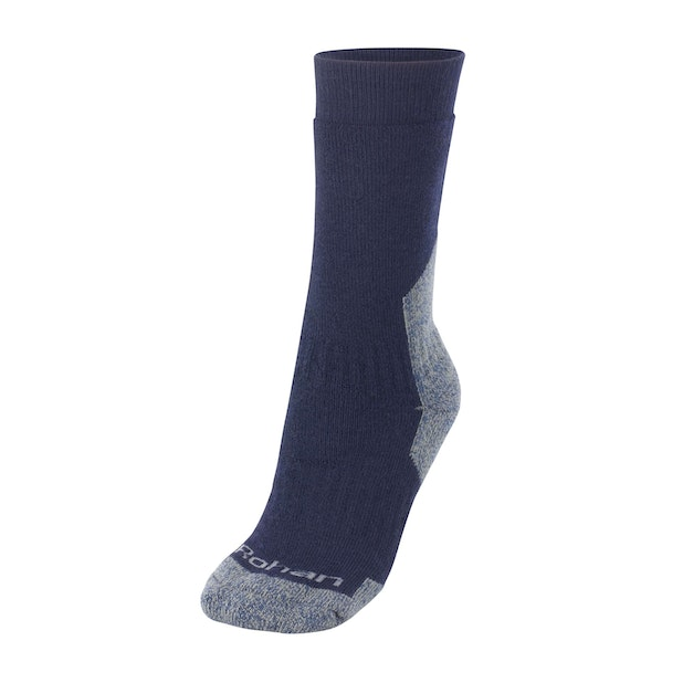 "Men's Cool & Cold Socks - <a href=""/mens-Voucher-Book-Offers "" class=""hide-us"" style=""color:#7A1E21;font-weight:bold"">Men's New Season Offers available - click here*</a><span class=""hide-uk"">Technical socks for cool and cold conditions.</span>"