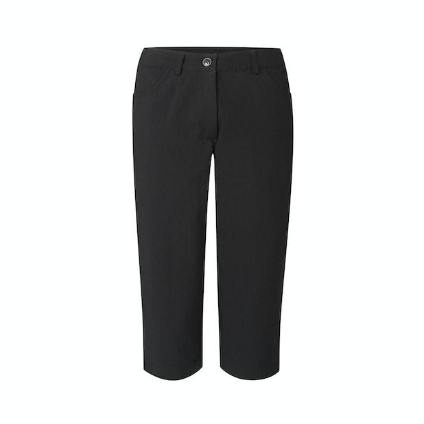 Tangier Capri - Technical capri trousers.