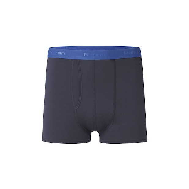 Cool Silver Trunks - Lightweight technical trunks.