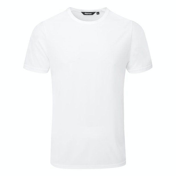Ultra Silver T - White