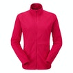 View Microrib Stowaway Jacket - Crimson