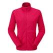 View Microrib Stowaway Jacket - Crimson