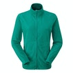 View Microrib Stowaway Jacket - Emerald